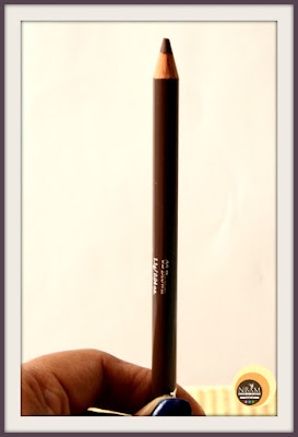 Sasatinnie Eyeliner Pencil 02 Brown Packaging