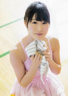 Kato Minami 加藤美南 NGT48, ENTAME 2017.01 (月刊エンタメ 2017年1月号)