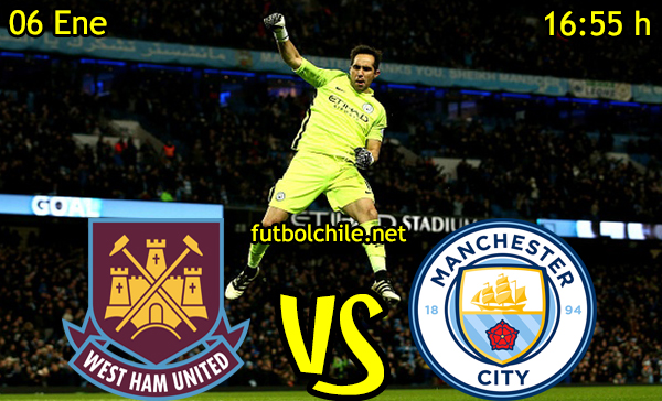 Ver stream hd youtube facebook movil android ios iphone table ipad windows mac linux resultado en vivo, online: West Ham United vs Manchester City,