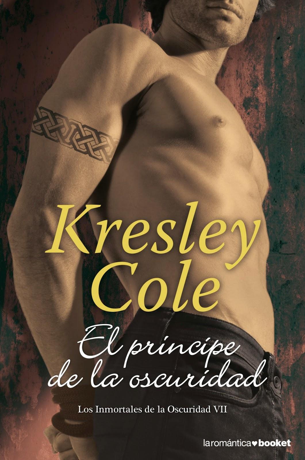 Los Inmortales De La Oscuridad VIII: El Príncipe De La Oscuridad, de Kresley Cole
