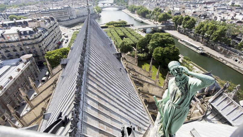 Collecte De Fonds Restauration Notre Dame De Paris