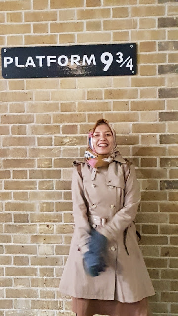 Tips Mengunjungi Harry Potter Platform 9 ¾
