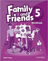 Family and Friends 5 - Work Book