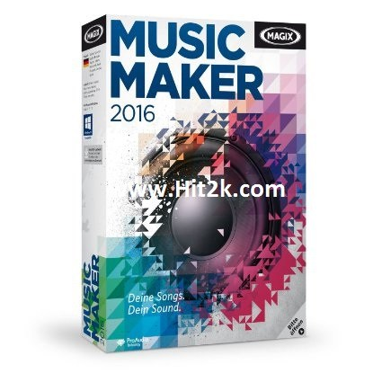 Magix Music Maker 2016 Crack With Serial Number Latest Is Here
