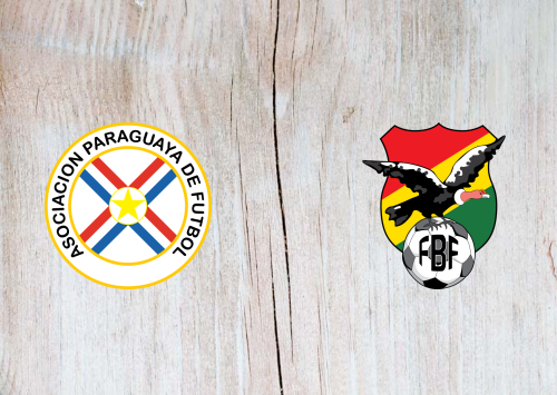 Paraguay vs Bolivia -Highlights 18 November 2020
