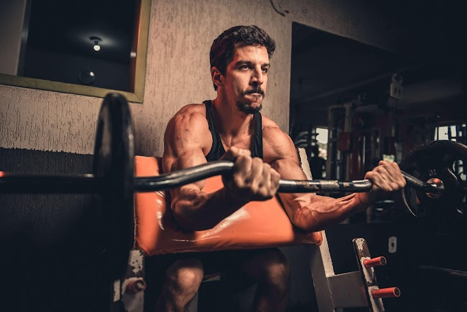 10 tips to gain muscles mass and strength