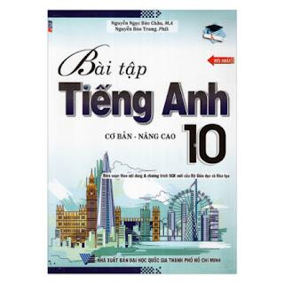 Bài Tập Tiếng Anh Lớp 10 ebook PDF EPUB AWZ3 PRC MOBI