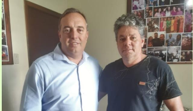 Ex-vereador assume presidência do PSL de Roncador