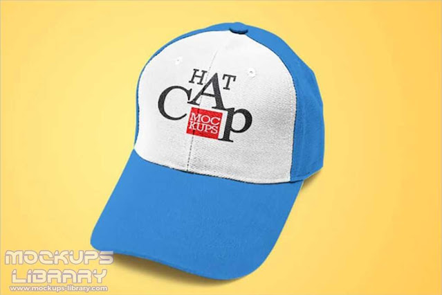 Polo Hat Mockup Design