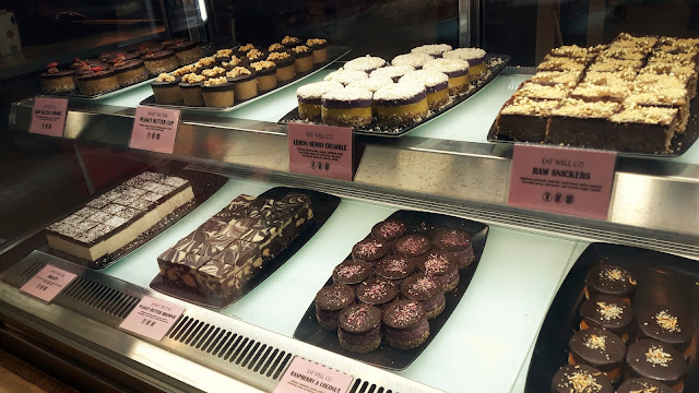 Wholefood Merchants Cafe Ferntree Gully Cakes