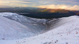 Winter mountaineering course Cairngorms