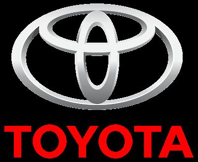 logo toyota, toyota logo, toyota seal