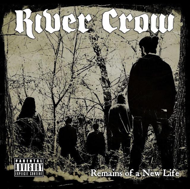 River Crow - Portada