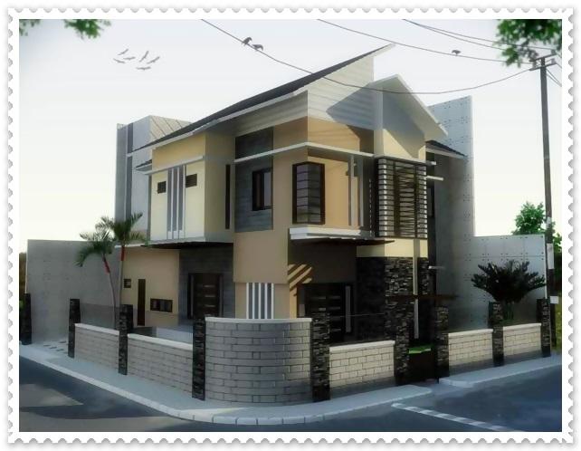 gambar pagar rumah minimalis modern terbaru 2016