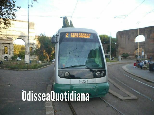 Da lunedì 2 marzo lavori sede tranviaria per la linea tram 2