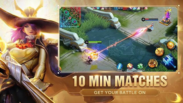 Screenshot Mobile Legends - Apcoid