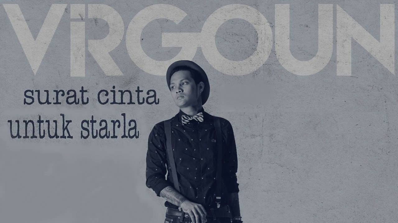 Virgoun Surat Cinta Untuk Starla Lyrics With English