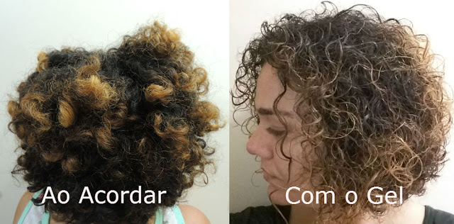 Resenha: Gel Day After - Como Se Fosse A 1a Vez! #ToDeCachos - Salon Line