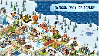 Ice Age Village Mod Apk Money Terbaru