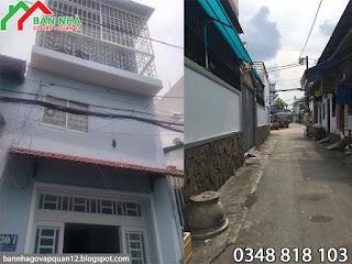 [ 2.7 tỷ ] Bán nhà Gò Vấp đường số 3 phường 9 - 3x8m ( MS 002 )