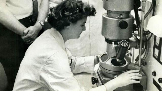 İlk koronavirüsü keşfeden kadın