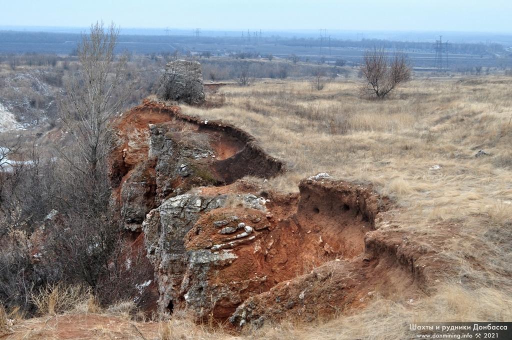 Карст Восточно-Михайловского месторождения гипса