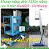 Thang nâng người 125kg nâng cao 8 mét GAMLIFT – GREMANY hàng có sẵn, giá siêu cạnh tranh call 0984423150 – Huyền