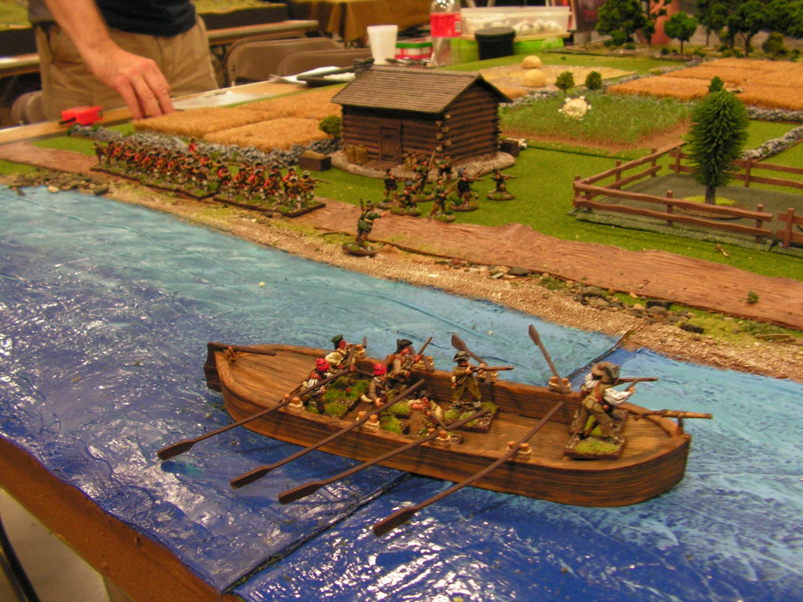 Wargaming The French And Indian War Battle Of Bloody Run