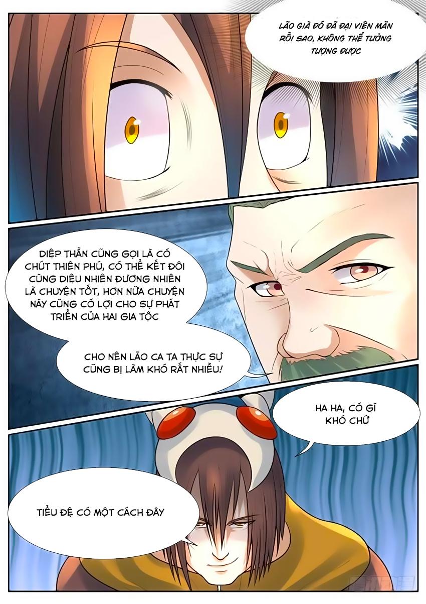 Ngự Thiên chap 15 - Trang 4