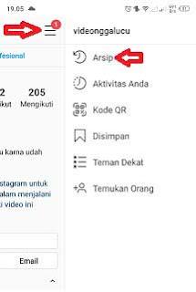 Cara Repost Story Lama Di Instagram