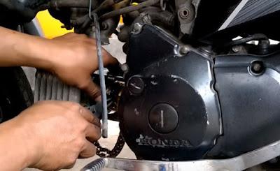 Cara Lemer Blok Motor Dengan Mudah