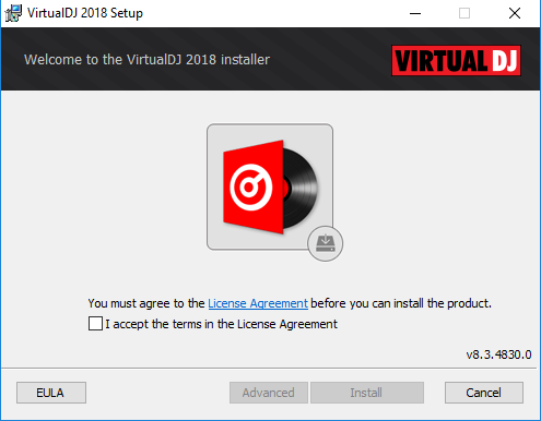 Virtual DJ 2018 Build 4846