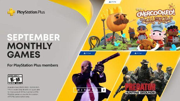 [PS Plus]: Μην χάσετε τα επικά δωρεάν παιχνίδια του Σεπτεμβρίου για PlayStation 5 και PlayStation 4