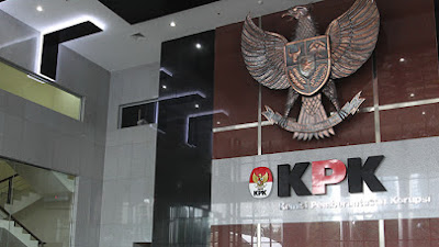 KPK Menyampaikan Pencapaian Kinerja Semester I Tahun 2021