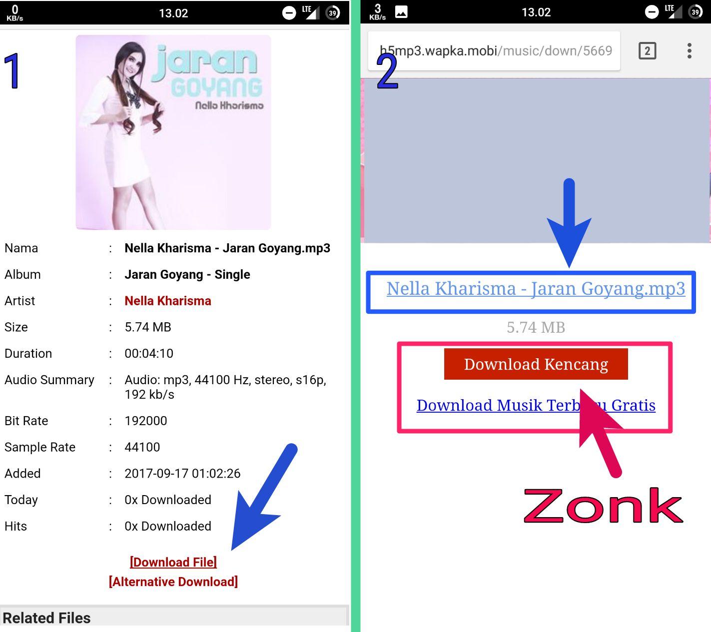 Dawload Lagu Mp3 Tamvan: Cara Download Lagu MP3 Yang Benar Dan Mudah