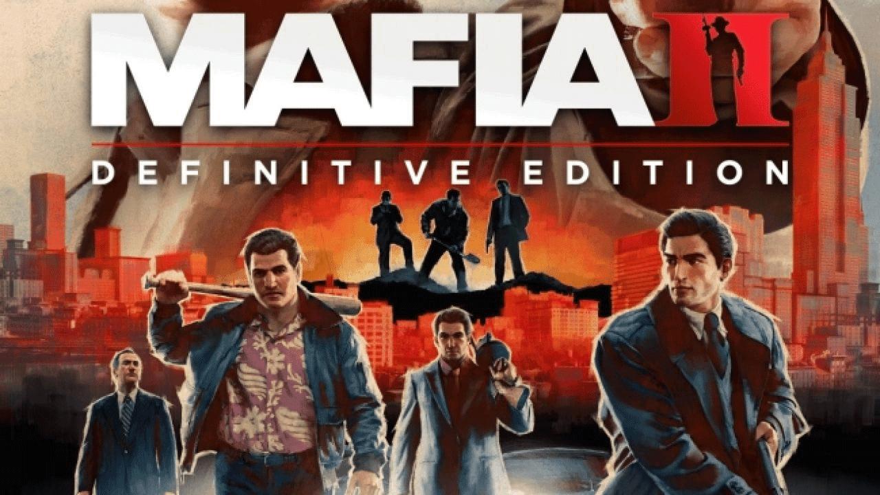 Link Tải Game Mafia II Việt Hoá (Definitive Edition) Free Download