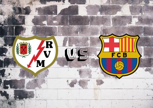 Rayo Vallecano vs Barcelona  Resumen y Partido Completo