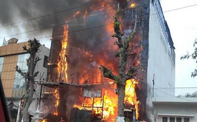 दिल्ली की 5 बड़ी आगजनी की दुर्घटनाएं!