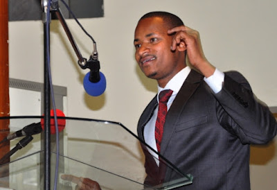 Embakasi East MP Babu Owino. PHOTO | FILE