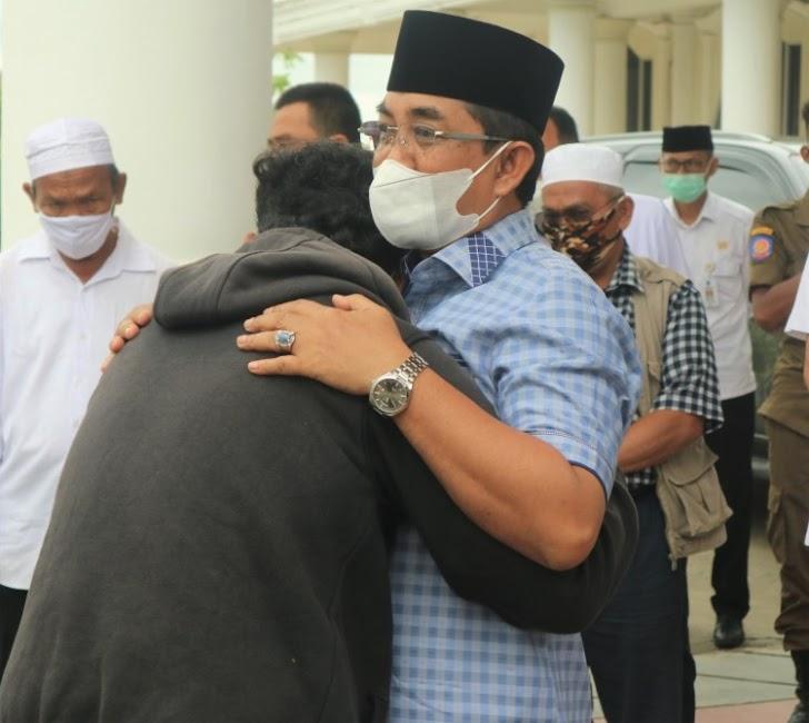 Bupati Anwar Sadat Maafkan Pelajar SMA N 1 yang Viral Usai Party