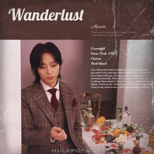 MARVIN – Wanderlust – EP