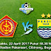 Liga 1: PS TNI VS Persib di Stadion Pakansari, 22 April 2017