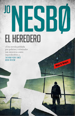 El heredero - Jo Nesbø (2018)