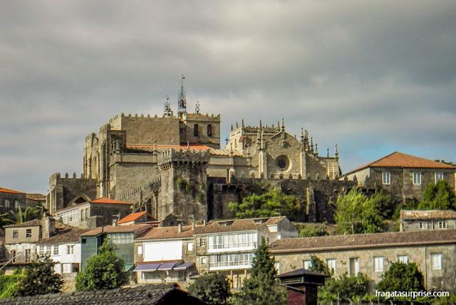 Catedral de Tui, no Caminho de Santiago