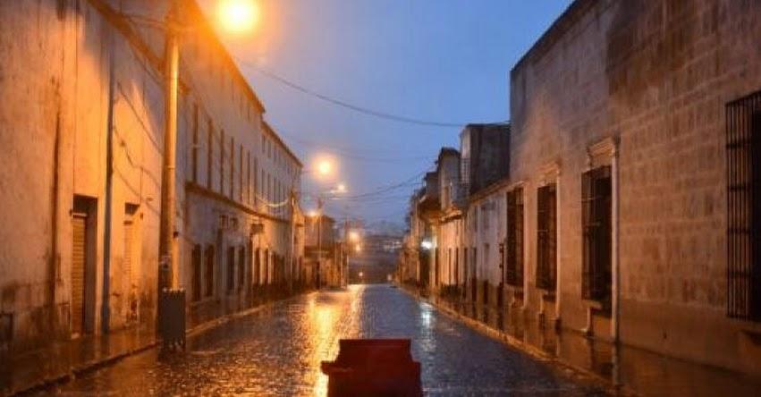 TOQUE DE QUEDA: En Arequipa, Puno y Tacna inmovilización social obligatoria es todo el día
