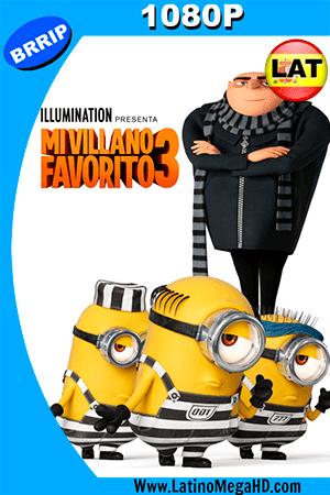 Mi Villano Favorito 3 (2017) Latino HD 1080P ()