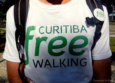 Curitiba Free Walking pelo Centro histórico - Curitiblogando