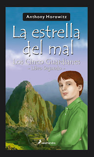 Cinco Guardianes Estrella Mal Horowitz