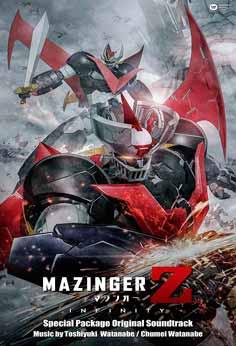 Mazinger Z – Infinito Torrent – 2018 (WEB-DL) 720p Dublado