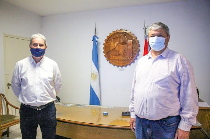 Roberto Barron, es el nuevo coordinador de Cultura y Juventudes Municipal